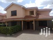 4 Bedroom Maisonette Kitengela Yukos | Houses & Apartments For Rent for sale in Kajiado, Kitengela