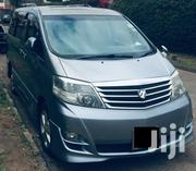 Toyota Alphard 2008 Silver | Cars for sale in Nairobi, Nairobi West