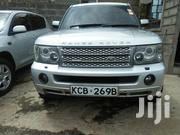 Land Rover Range Rover Sport 2008 4.2 V8 SC Silver | Cars for sale in Nairobi, Parklands/Highridge