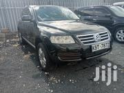 Volkswagen Touareg 2005 Black | Cars for sale in Nairobi, Karura