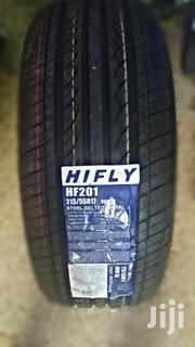 HI FLY Tyre Size 215/55R/17 For Sale | Vehicle Parts & Accessories for sale in Kiambu, Hospital (Thika)