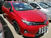Toyota Auris 2013 Red | Cars for sale in Mombasa, Majengo