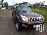 Toyota Land Cruiser Prado 2010 VX Red | Cars for sale in Nairobi, Ziwani/Kariokor