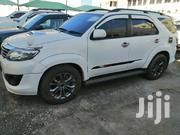Toyota Fortuner 2013 White | Cars for sale in Mombasa, Majengo