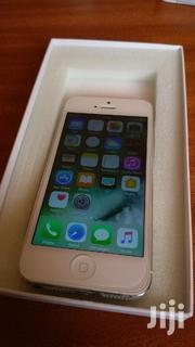 New Apple iPhone 5 32 GB Silver | Mobile Phones for sale in Nairobi, Nairobi Central