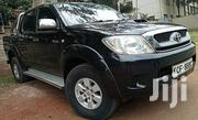 Toyota Hilux 2010 Black | Cars for sale in Nairobi, Karura