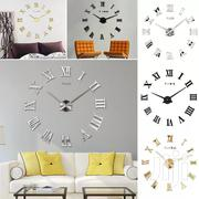 DIY 3D Wallclocks | Home Accessories for sale in Mombasa, Mji Wa Kale/Makadara
