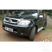Toyota Hilux 2009 Black | Cars for sale in Nairobi, Nairobi Central