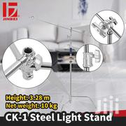JINBEI CK-1 Heavy Duty Stainless Steel Photography Light Stand | Accessories & Supplies for Electronics for sale in Nairobi, Nairobi Central