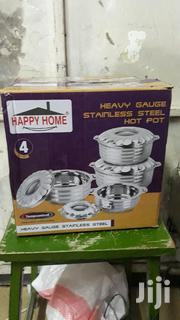 4pc Hot Pot /Happy Home Hot Pot/Ststainless Steel Hot Pot | Kitchen & Dining for sale in Nairobi, Nairobi Central