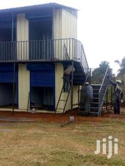 Storeyed 40ft Container Stalls | Commercial Property For Sale for sale in Homa Bay, Mfangano Island