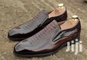 Dark Brown Men Officials Slip On Shoes | Shoes for sale in Nairobi, Nairobi Central