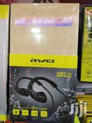Awei A885BL IPX4 Waterproof Wireless Sports Stereo Headset | Accessories for Mobile Phones & Tablets for sale in Nairobi, Nairobi Central