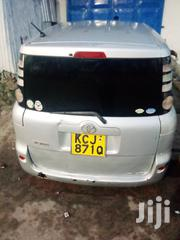 Toyota Sienta 2008 Silver | Cars for sale in Mombasa, Shanzu