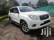 Toyota Land Cruiser Prado 2013 White | Cars for sale in Nairobi, Karura