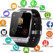 Dz09 Smart Watch With Sim And Mem Card Port | Smart Watches & Trackers for sale in Nairobi, Nairobi Central
