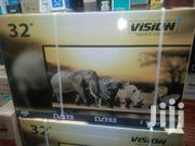 32 Inch Vision Plus Free Wall Mount | TV & DVD Equipment for sale in Nairobi, Nairobi Central