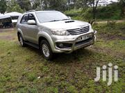 Toyota Fortuner 2012 Silver | Cars for sale in Nairobi, Nairobi Central