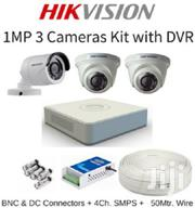 4 CCTV Cameras Full Set And Installation | Security & Surveillance for sale in Nairobi, Nairobi Central