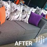 Reupholstering Of Old Sofas And Make Them Look New Again | Furniture for sale in Nairobi, Ngara