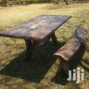 Antique Dhow Wood Console With Bench | Furniture for sale in Nairobi, Karen