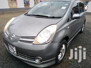 Nissan Note 2007 Gray | Cars for sale in Wajir, Township