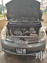 Nissan Note 2007 1.4 Silver | Cars for sale in Murang'a, Township G