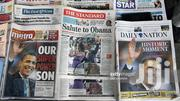 Old Newspapers Buyer | Other Services for sale in Nairobi, Nairobi West