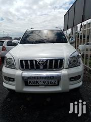 Toyota Land Cruiser Prado 2006 White | Cars for sale in Nairobi, Nairobi Central