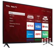 TCL Smart 4k Android Tv 55inches   TV & DVD Equipment for sale in Nairobi, Nairobi Central