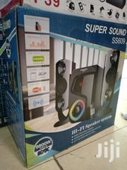 Super Sound Powerful Woofer With LED Lighting And Bluetooth | Audio & Music Equipment for sale in Nairobi, Nairobi Central