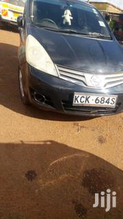 Nissan Note 2009 1.4 Black | Cars for sale in Kiambu, Township E