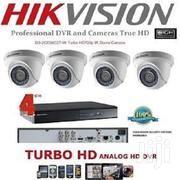 CCTV Cameras 4 Channel Full KIT | Security & Surveillance for sale in Nairobi, Nairobi Central