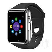 Bluetooth A1 Smart Watch For Ios, Android + Memory And SIM Card Slots | Smart Watches & Trackers for sale in Nairobi, Nairobi Central