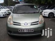 Nissan Note 2006 1.6 Acenta Silver | Cars for sale in Nairobi, Woodley/Kenyatta Golf Course