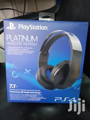 Playstation Platinum Wireless Headset | Headphones for sale in Nairobi, Nairobi Central