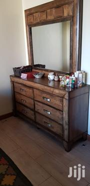 Almost New Bed With Dresser And Bedside | Furniture for sale in Nairobi, Parklands/Highridge