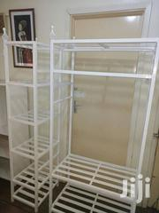 Wrought Iron Metallic Wardrobe | Furniture for sale in Kisumu, Nyalenda A