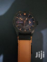 Men Military Leather Watch | Watches for sale in Nairobi, Embakasi