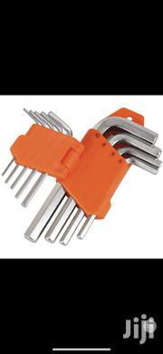 Workerbee 9pc Hex Wrench (Allan Key) Set | Hand Tools for sale in Nairobi, Nairobi Central