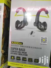 Awei A880BL Wireless Sports Headset With Handsfree NFC Songs Track Fun | Accessories for Mobile Phones & Tablets for sale in Nairobi, Nairobi Central