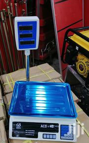 Digital Weighing Scale - 40kgs | Store Equipment for sale in Nairobi, Nairobi Central