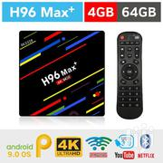 New H96 Max+ Android Box | TV & DVD Equipment for sale in Nairobi, Nairobi Central
