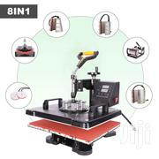 Multifunction 8 In 1 Combo Heat Press Machine | Printing Equipment for sale in Nairobi, Nairobi Central