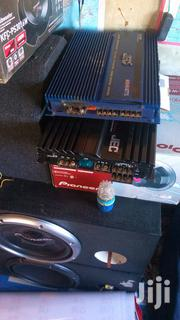 Car Amplifier Boosters | Audio & Music Equipment for sale in Siaya, Siaya Township