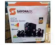 Brand New Sayona 4.1 Sound System Speakers | Audio & Music Equipment for sale in Nairobi, Nairobi Central