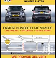Tint Customized Plates | Automotive Services for sale in Mombasa, Bamburi