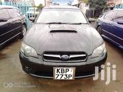 Subaru Legacy 2005 2.0 GT SportShift AWD Black | Cars for sale in Nairobi, Nairobi Central