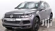 Volkswagen Touareg 2013 Silver | Cars for sale in Nairobi, Nairobi Central