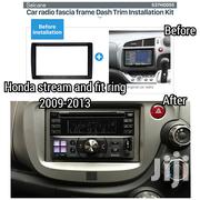2 Din Car Stereo Radio Fascia Ring For 2009 2010 2012 2013 Fit   Vehicle Parts & Accessories for sale in Nairobi, Nairobi Central